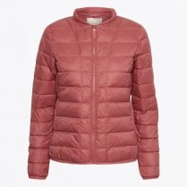 - Downie Quilted Jacket - Mauvewood