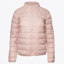 - Downie Quilted Jacket - Misty Rose