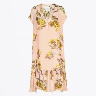 | Helen Midi Dress - Light Pink