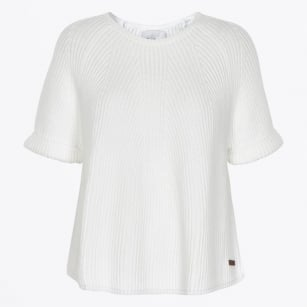 | Henriette Knit - Bright White