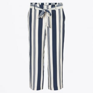 | Hila Pants - Artwork Dark Blue