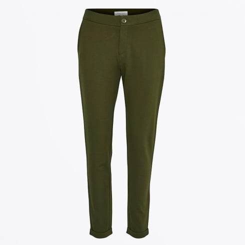 Part Two - Mighty Trousers - Dark Olive