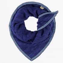 - Knitted Horizon Cloud Scarf