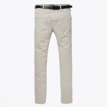 - Stuart Slim Fit Chino - Grey