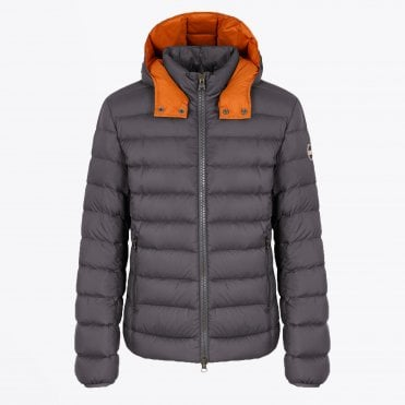 - Sports Down Jacket - Grey