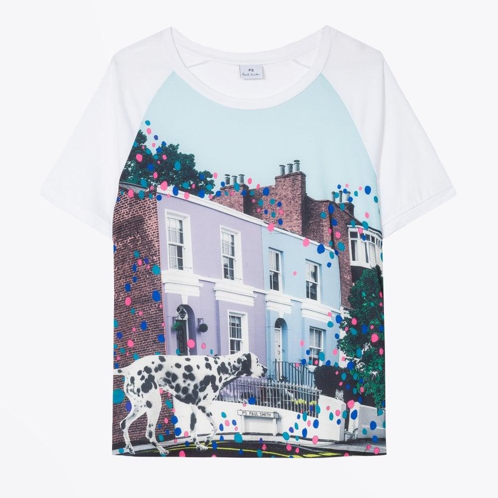 1b4e098423 PS Paul Smith - Paul Smith Street Print T-shirt - Mr & Mrs Stitch