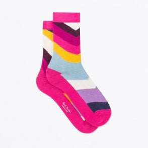 - Swirl Odd Socks - Multi