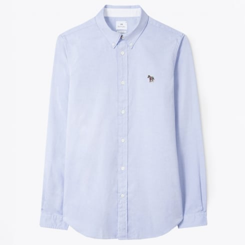 PS Paul Smith - Tailored Oxford Shirt - Light Blue