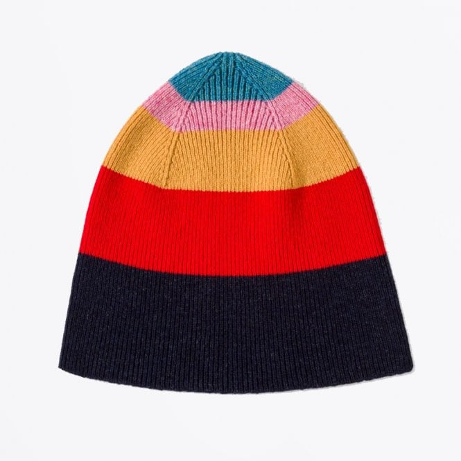 PS Paul Smith - Vintage Stripe Wool Hat