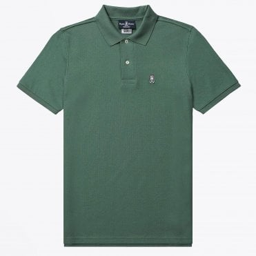 - Classic Polo Shirt - Green