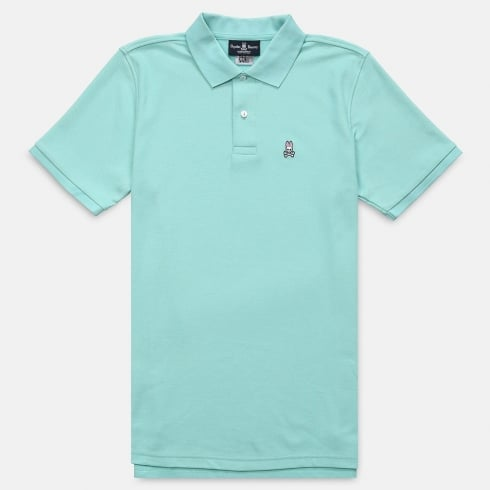 Psycho Bunny - Classic Polo - Turquoise