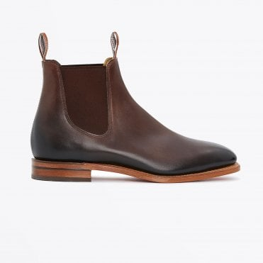 - Chinchilla Boots - Bordeaux