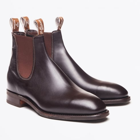 R.M Williams - Comfort Craftsman Boot - Chestnut