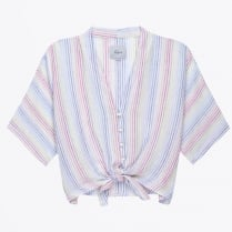 - Thea Isla Striped Top - Multicoloured