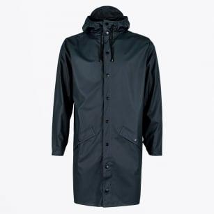 | Long Jacket - Blue