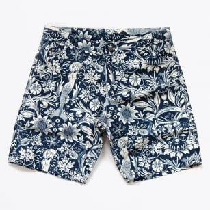 - Braughton Morris Sea Shorts - Navy