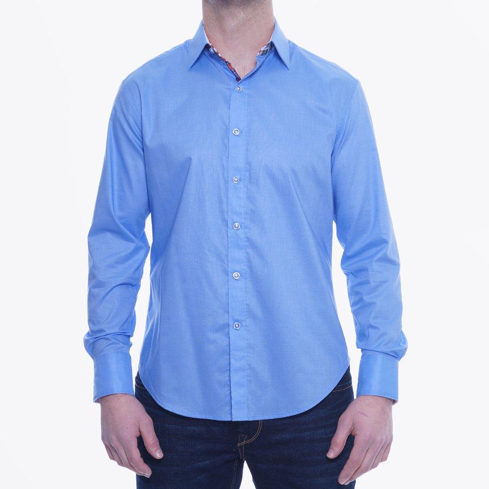 Robert graham torino sport shirt xs141000 blue for Robert graham sport shirt