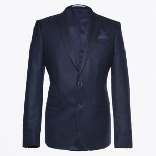- Sherman Blazer - Navy