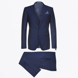 - Star Craig Suit - Navy