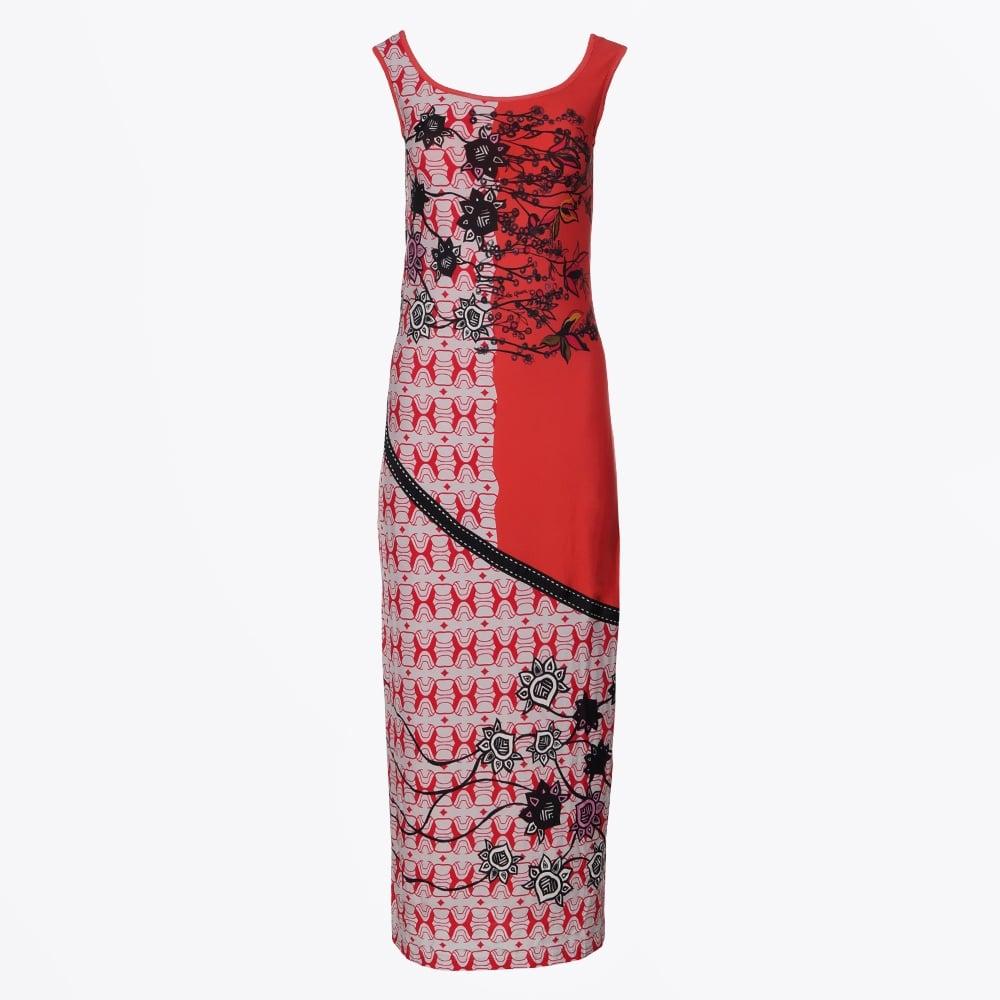 split back maxi dress summer dresses online save the queen. Black Bedroom Furniture Sets. Home Design Ideas