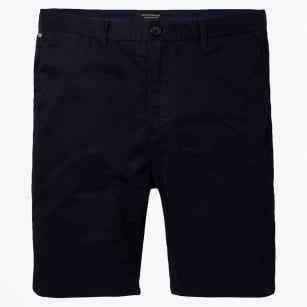 - Classic Chino Shorts - Regular Length - Night