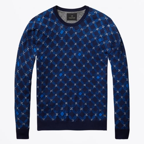 Scotch & Soda - Cotton Pullover - Combo A