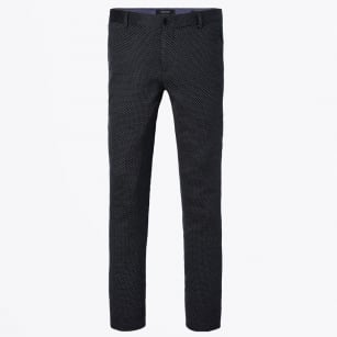 - Mott Classic Knitted Chino - Navy