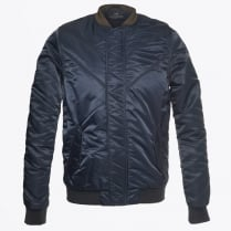 - Padded Bomber Jacket - Night