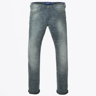 - Ralston - Regular Slim Fit Jeans - Concrete Bleach