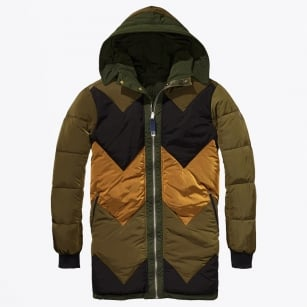 - Reversible Parka - Deep Forest