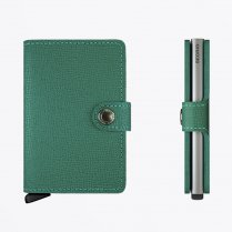 - Mini Wallet : Crisple Emerald