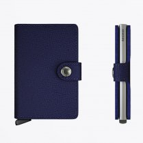 - Mini Wallet : Crisple Indigo