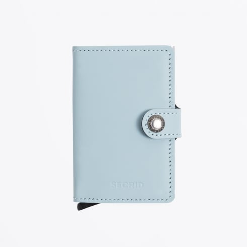 Secrid - Mini Wallet : Matte Blue