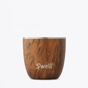 - 10oz Tumbler - Teakwood