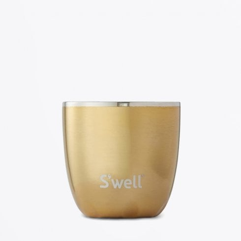 S'well - 10oz Tumbler - Yellow Gold