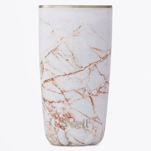 S'well - 18oz Tumbler - Calacatta Gold