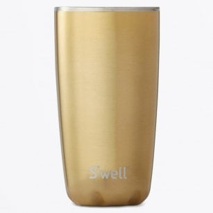 - 18oz Tumbler - Yellow Gold