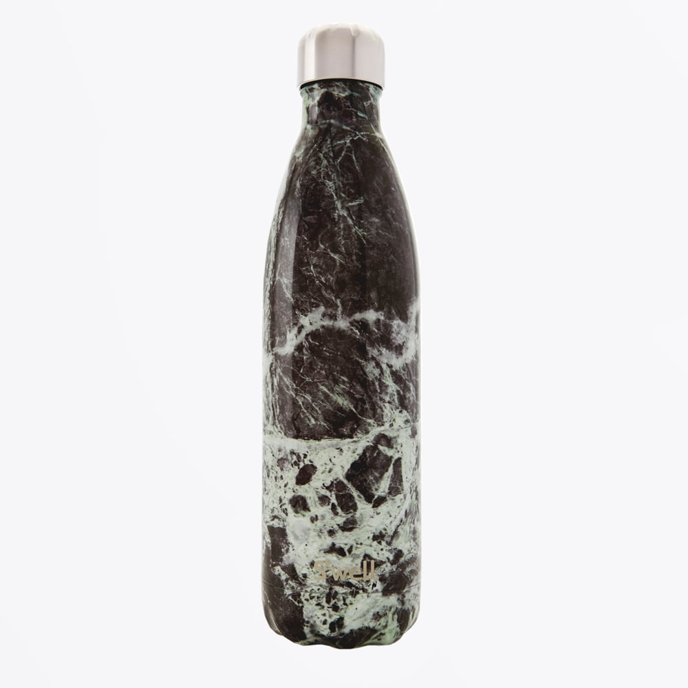 S Well Elements 17oz Bottle Baltic Green Marble Mr