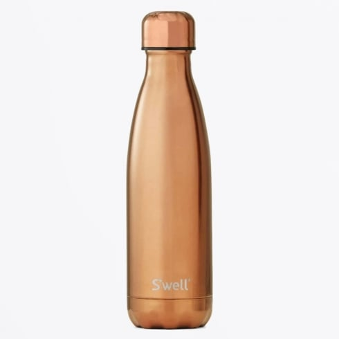 S'well - Metallic Collection - Rose Gold 17oz