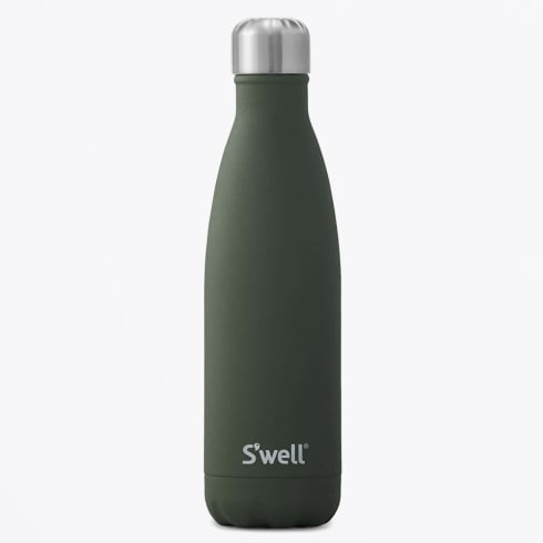 S'well - Stone Collection - Green Jasper 17oz Bottle