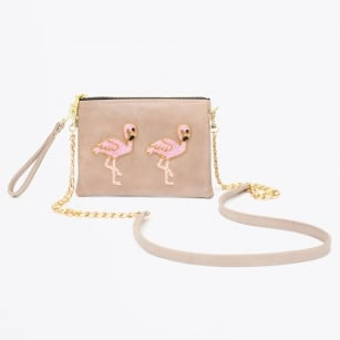 - Holbox Coffee Flamingo Bag