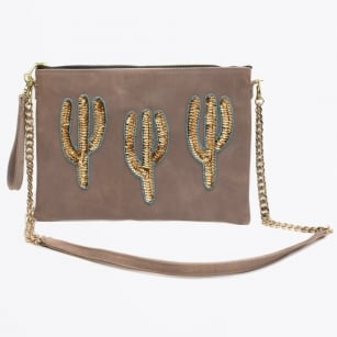 - Sonora Coffee Gold Cacti Bag