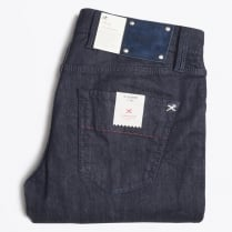 - Leonardo 0 Day Denim Bolt Jeans - Dark Indigo