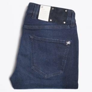 |  Leonardo 1 Month Stretch Comfort Jeans - Blue
