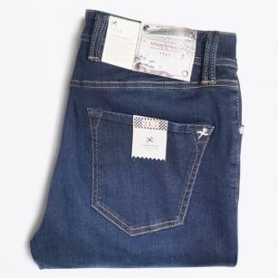 | Leonardo 6 Month Stretch Comfort Jeans - Blue
