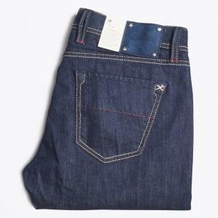 | Michelangelo 1 Day Denim Bolt Jeans - Blue
