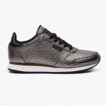 - Ydun II Metallic Trainer - Gunmetal