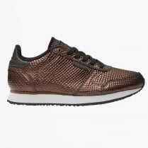 - Ydun Metallic Trainer - Burnt Copper
